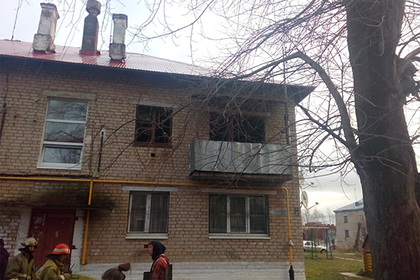 Двое россиян пострадали из-за взрыва газа в жилом доме