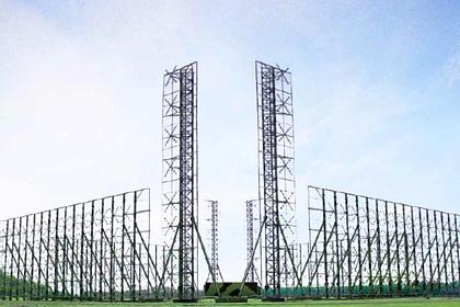Новый российский военный радар появился в Арктике
