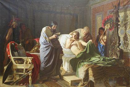 Установлена причина смерти Александра Македонского