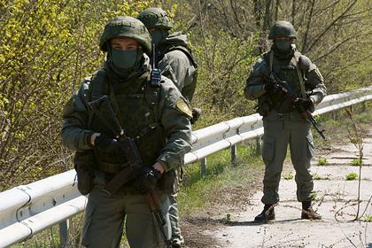 В ЛНР сбили беспилотник с неизвестным веществом