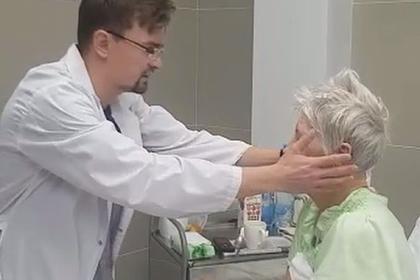 Россиянке удалили проросшую из черепа в шею опухоль