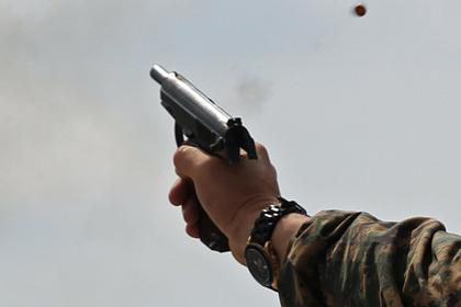 В РФ солдат-срочник застрелил восемь сослуживцев