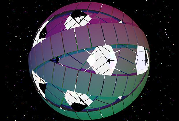 Одно из гипотетических воплощений суперинтеллекта — мозг-матрешка. Это разновидность сферы Дайсона (астроинженерного сооружения, построенного вокруг звезды), которая использует всю энергию светила для вычислений. Квантовые технологии могут позволить создать более компактную машину.