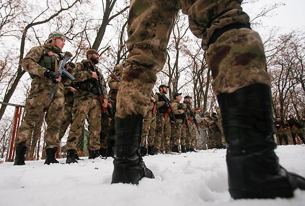 Чеченский батальон