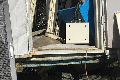 В ДНР подорвали вышку сотовой связи