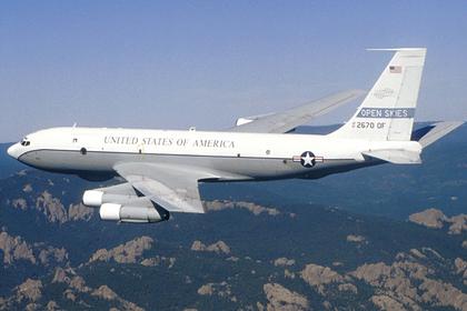 США захотели выйти из договора по открытому небу