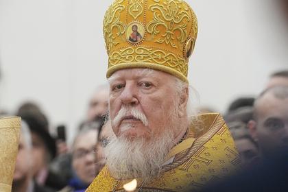 В РПЦ назвали главную цель публикаций об избиении священником жены