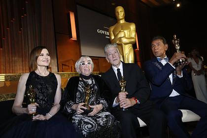 Дэвид Линч получил «Оскар» и похвалил «интересный вкус» жюри