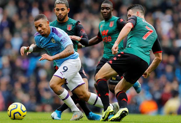 Встреча «Манчестер Сити» — «Астон Вилла»