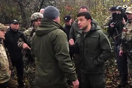 Кремль прокомментировал разговор Зеленского с украинскими добровольцами