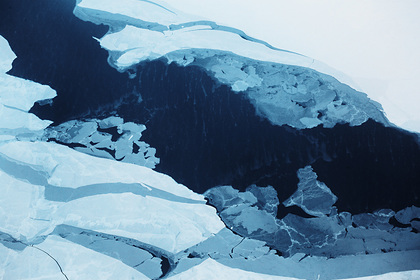 В Арктике рекордно сократилась площадь льда
