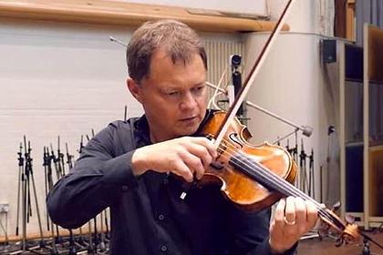 Музыкант забыл в электричке бесценную антикварную скрипку