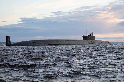 Атомная подлодка «Князь Владимир» впервые выстрелила ядерной «Булавой»