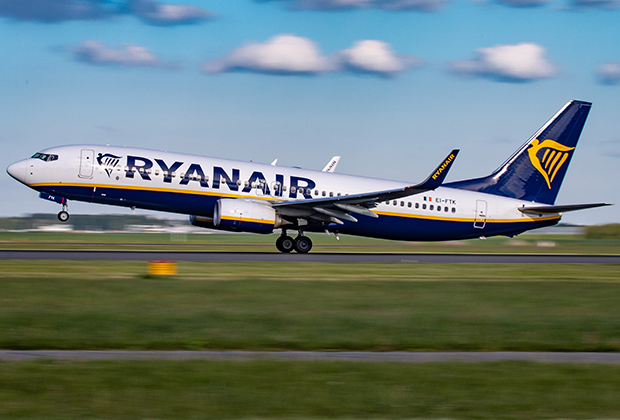 Ryanair — крупнейший перевозчик Европы по числу самолетов: 456 бортов. Кроме того, лоукостер удерживает первое место в мире по числу маршрутов — 1,8 тысячи. При этом все они выполняются узкофюзеляжными самолетами внутри Европы.