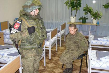 Расстрелявший сослуживцев в Забайкалье собирался убить только одного офицера