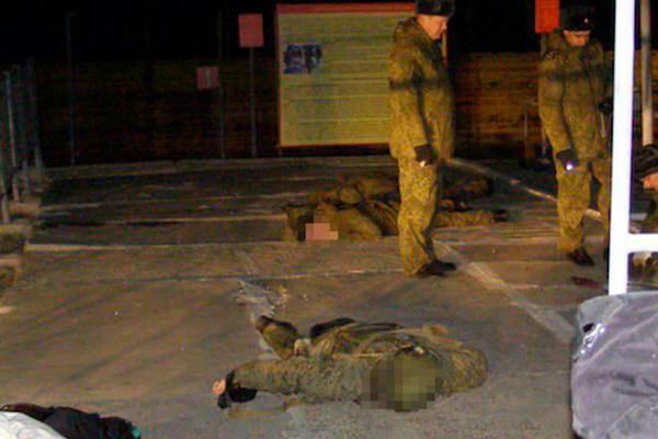 Появилась новая версия расстрела восьми военнослужащих в Забайкалье