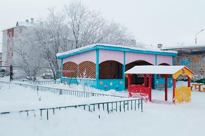 Территория детского сада «Сказка»