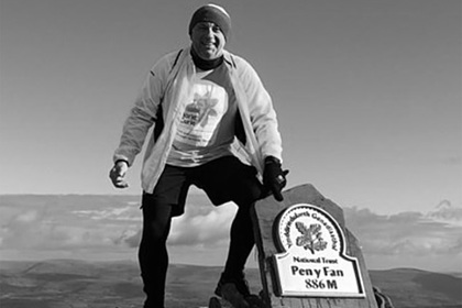 Турист исполнил свою мечту и умер во время восхождения на Эверест