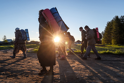 Российских паломников перестали считать туристами