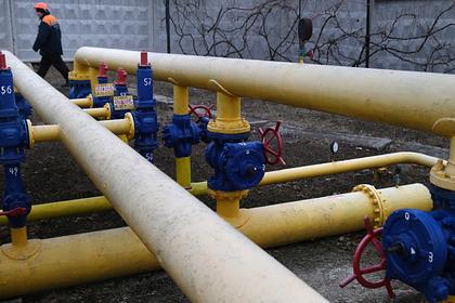 Украина оценила потери от сокращения транзита российского газа