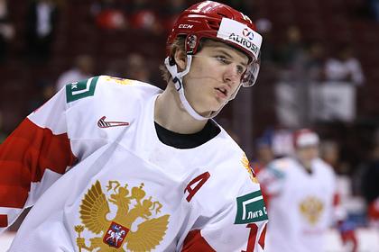 Российский хоккеист запретил американцам «грязно» шутить и помянул Челябинск