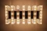 Еще один строгий осветительный прибор в здании Палаты Сербии, его можно увидеть в салоне Хорватии.