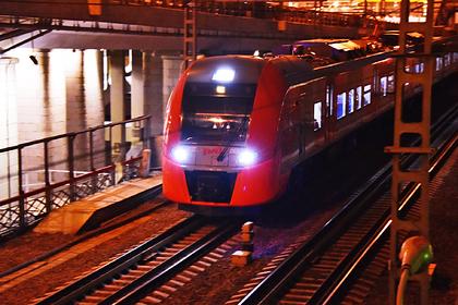 Запущен «самый странный маршрут» московского поезда