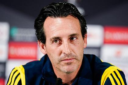 Тренер «Арсенала» наказал устроившего истерику капитана команды