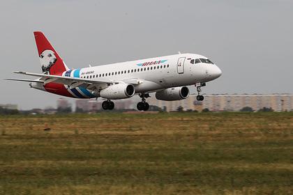Названа причина отказа двигателя российского SSJ-100