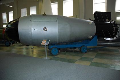Советскую «Царь-бомбу» назвали «масштабным блефом»