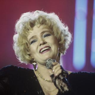 Екатерина Шаврина в 1995 году