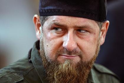 Кадыров ответил на критику в свой адрес