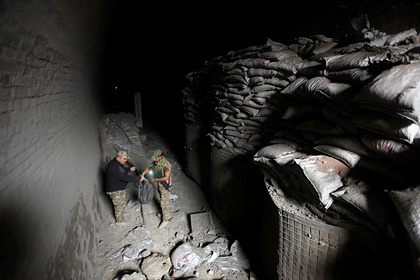 Ликвидирована система тайных укрытий террористов ИГ