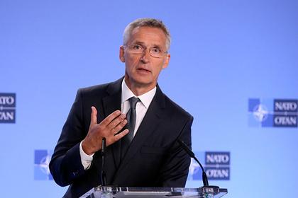 Генсек НАТО оценил призывы исключить Турцию из альянса