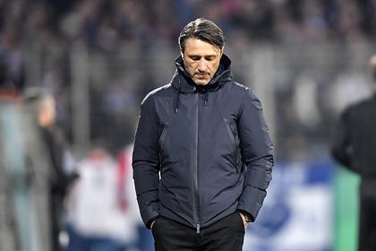 «Бавария» уволила тренера после разгромного поражения
