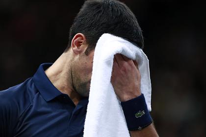 Джокович лишился статуса первой ракетки мира