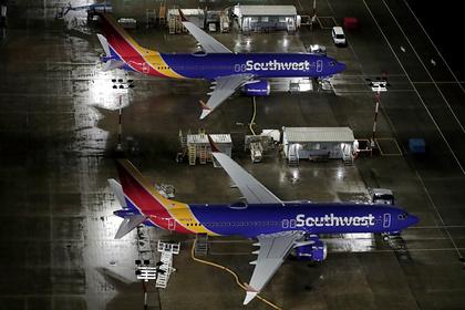 Скандальный Boeing отправят в небо без разрешения