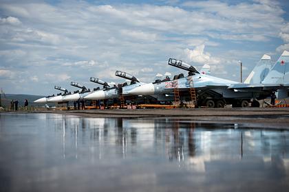 Названы сроки поставок российских СУ-30СМ в Армению