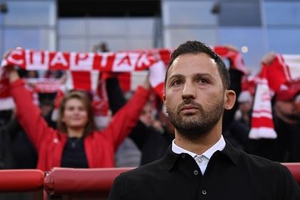 «Спартак» потерпел первое поражение при новом тренере