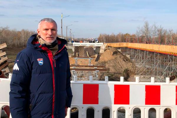Украина запротестовала из-за визита российского депутата в Донбасс