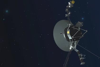 «Вояджер-2» прислал данные из межзвездного пространства