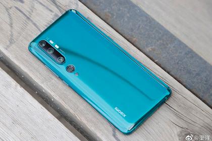 Xiaomi показала MiNote10 с камерой на 108 мегапикселей