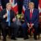 Борис Джонсон и Дональд Трамп