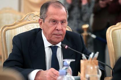 Лавров оценил антироссийские планы НАТО в Средиземноморье