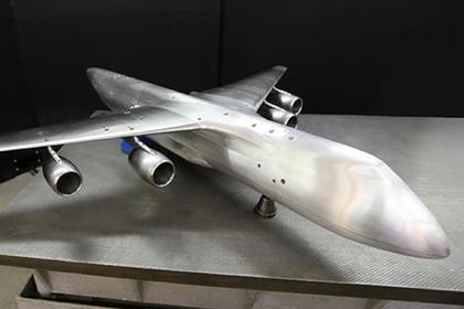 Россия показала замену украинского А-124 «Руслан»