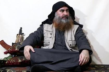 Жену убитого аль-Багдади поймали в Сирии