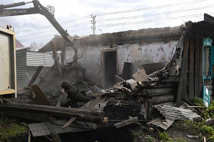 Российских чиновников обвинили в провале ликвидации последствий паводков