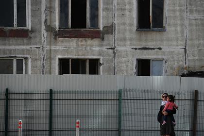 Ремонт ветхих домов задумали повесить на россиян