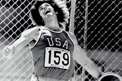 Брюс Дженнер в 1975 году
