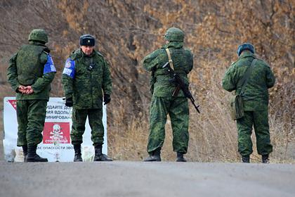 В ДНР предложили новую дату разведения войск